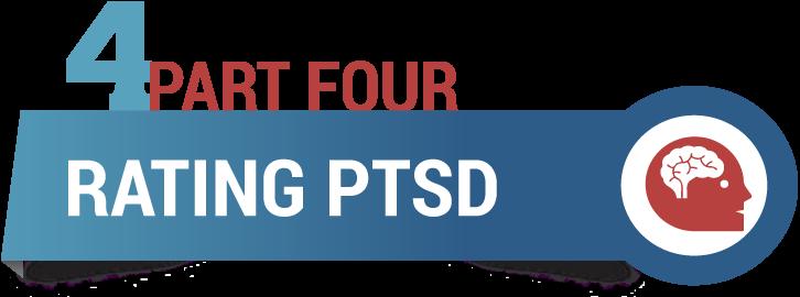 VA PTSD rating