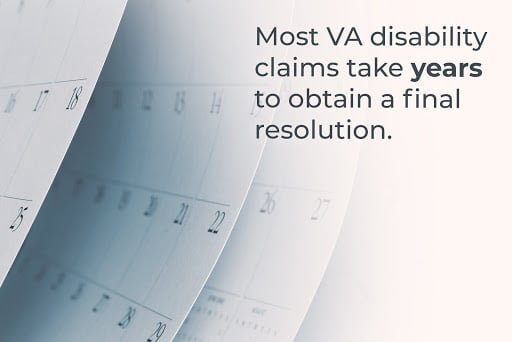 Most VA disability claims take years to obtain a final resolution. Find out how to expedite VA claim