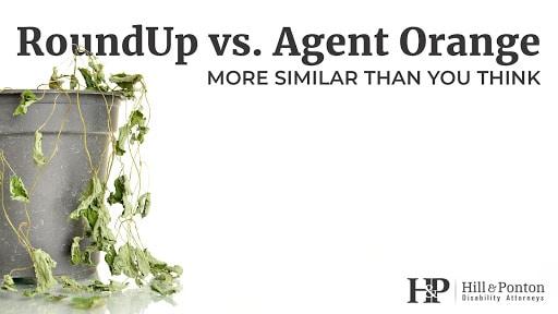 Roundup Vs Agent Orange More Similar Than You Think Hill Ponton P A